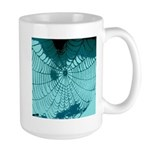 Spider Webs Large Mug