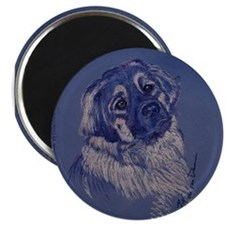 """A Dog Understands"" 2.25"" Magnet (100 pack)"