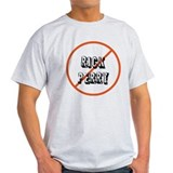 anti rick perry T-Shirt