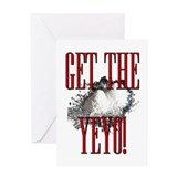 Get the Yeyo Scarface Greeting Card