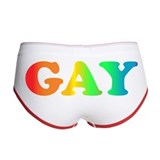 GAY Women's Boy Brief
