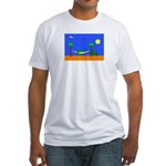 Dinosaurs Fitted T-Shirt