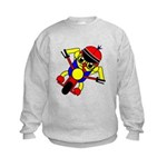 Bangers in Banger-City Kids Sweatshirt