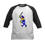 Bangers in Banger-City Kids Baseball Jersey