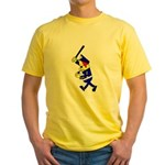 Bangers in Banger-City Yellow T-Shirt