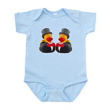 DUCK GROOMS Infant Bodysuit