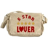 5 Star Lover Messenger Bag