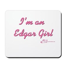 Edgar Girl Mousepad