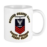 US Navy - AD with text Mug