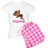 Cute Monkey Matching pajamas
