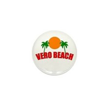 Cute Vero beach Mini Button (100 pack)