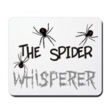 The Whisperer Mousepad