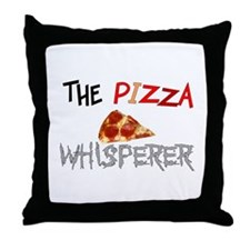 The Whisperer Throw Pillow