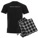 #include &quot;tequila.h&quot; pajamas