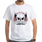Flight 93 White T-Shirt