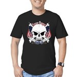 Flight 93 Men's Fitted T-Shirt (dark)