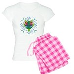 Flying Turtle Women's Light Pajamas