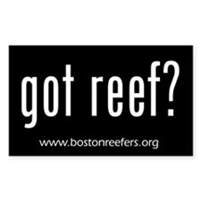 Stickah: got reef?