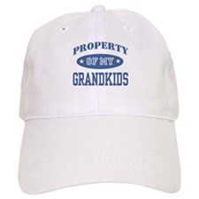 Property Of My Grandkids Baseball Cap