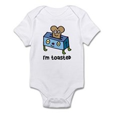 Happy Toaster Infant Creeper