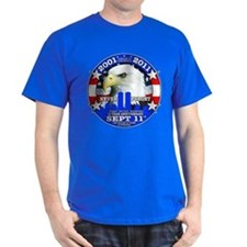 9-11 Sept 11 10th Anniversary T-Shirt