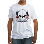 Flight 93 Fitted T-Shirt