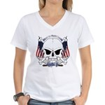Flight 93 Women's V-Neck T-Shirt