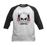 Flight 93 Kids Baseball Jersey