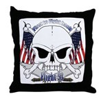 Flight 93 Throw Pillow