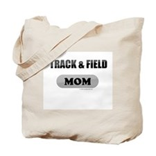 Track Mom Tote Bag