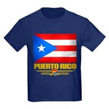 Flag of Puerto Rico T