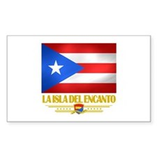 La Isla Del Encanto Decal