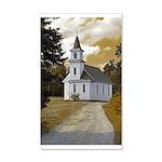 Riverside Presbyterian Church 38.5 x 24.5 Wall Pee