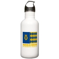 Arecibo Flag Water Bottle