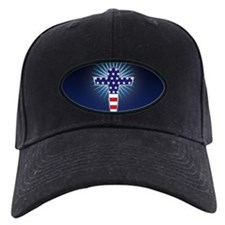 American Flag Cross Cap