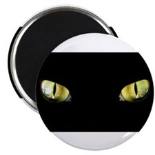 "Cat Eyes 2.25"" Magnet (10 pack)"