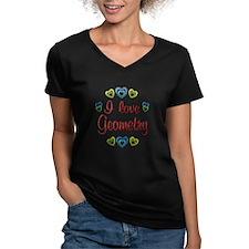 I Love Geometry Shirt