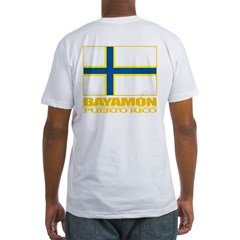 Bayamon Flag Fitted T-Shirt