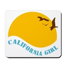 California Girl Mousepad