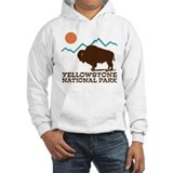 Yellowstone National Park Jumper Hoody