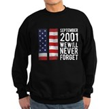 9 11 Remembering Jumper Sweater
