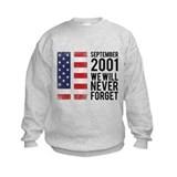 9 11 Remembering Sweatshirt