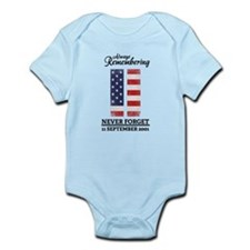 9 11 Remembering Infant Bodysuit