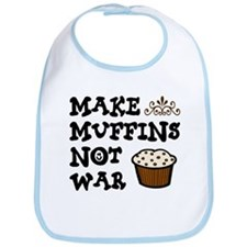'Make Muffins' Bib