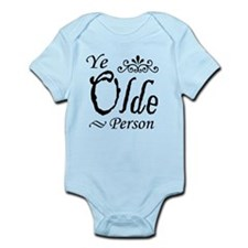 'Ye Olde Person' Infant Bodysuit