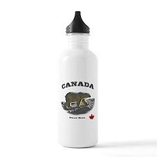 Canada - the Polar Bear Water Bottle