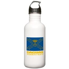 Caguas Flag Water Bottle