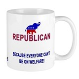 Republican Small Mug