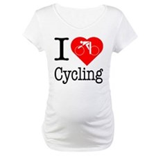 I Love Cycling Shirt