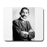 Gandhi As A Young Man Mousepad